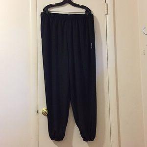Men's Reebok 1X sweatpants Black